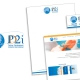 Logo, charte graphique et bannière web société PD2i