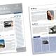 Journal publicitaire - Agence Nouveaux Horizons